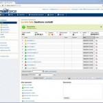 Creazione di una lista con Mailforce